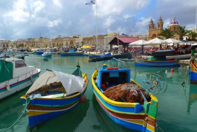 Hosszú hétvége Máltán és Gozón
