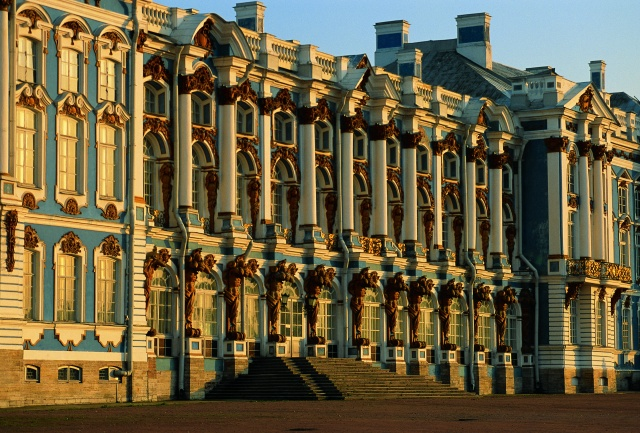 Észak Velencéje Szentpétervár, moszkvai városnézéssel