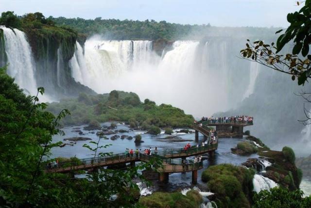 Óriás körutazás Braziliában
