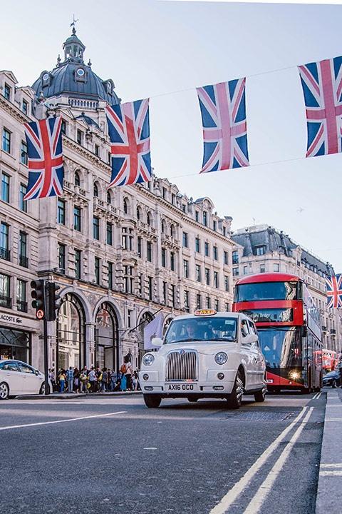 London, 3*-os szálloda (Londoni városlátogatás)