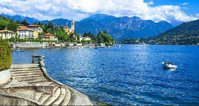 Barangolás az észak-olasz tóvidéken