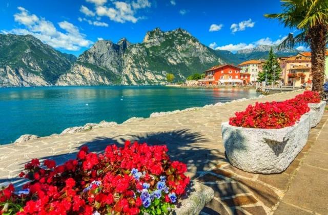 Nyaralás a festői Garda-tónál