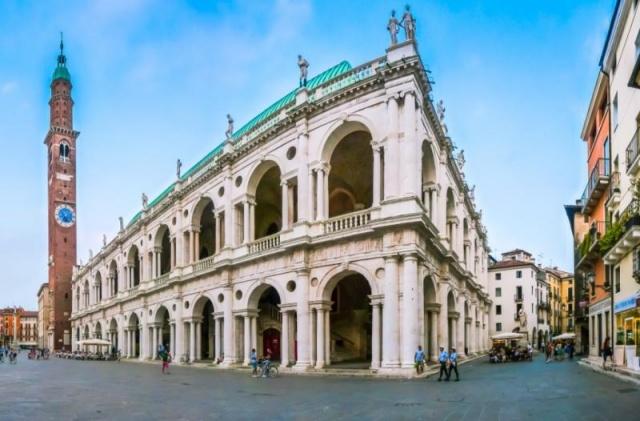 Palladio Világörökségek Venetoban