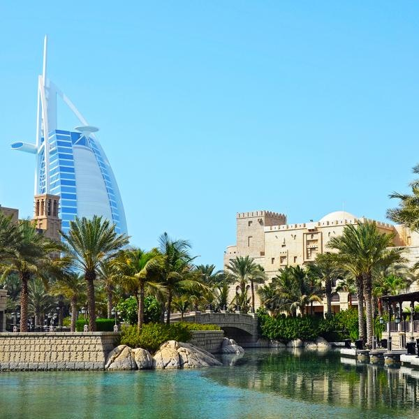 Egyesült Arab Emirátusok - 5* luxus élményekkel