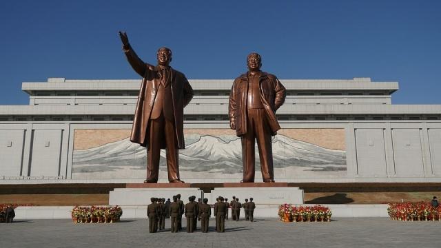 Észak- és Dél-Korea Nagykörút a gyémánt hegységgel