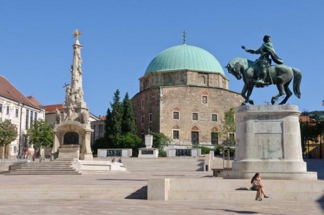 A kultúra fővárosa: Pécs