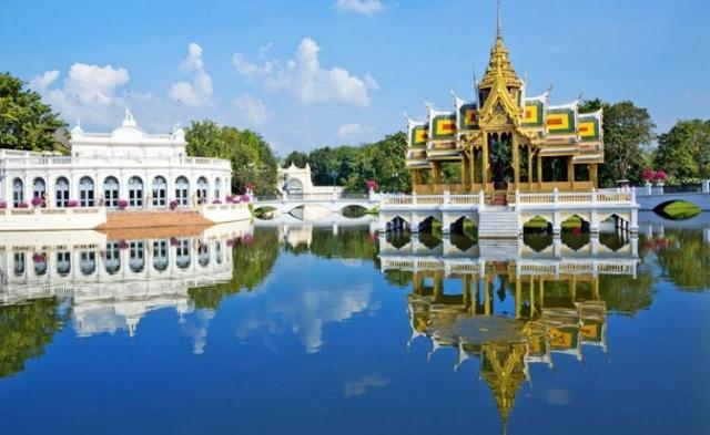 Thaiföldi körutazás