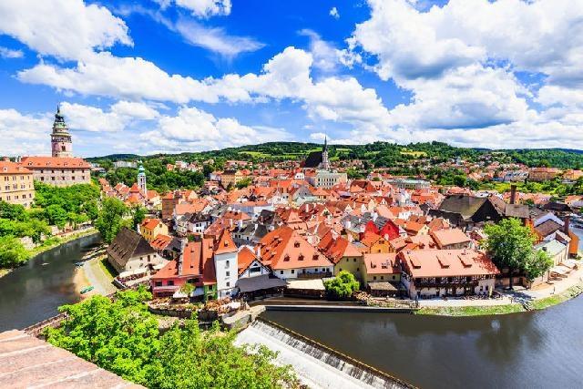 Dél-csehországi mesevilág