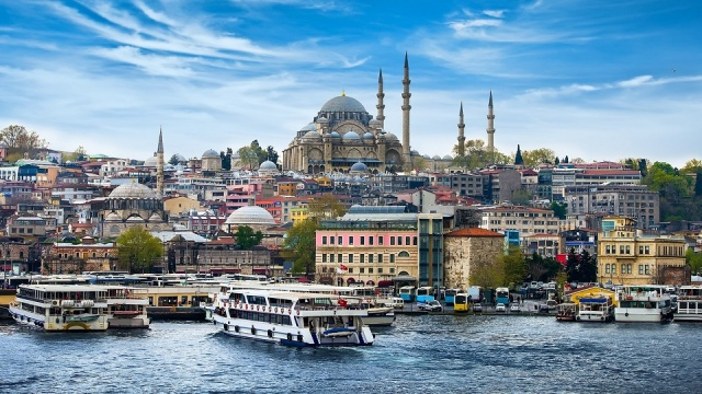 Gasztrokalandok Isztambulban