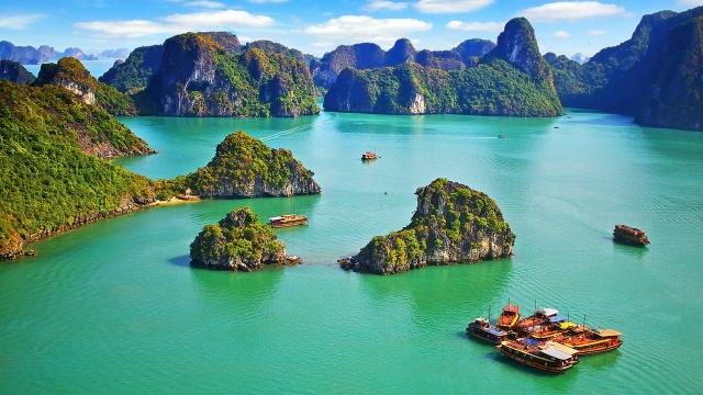 Körutazás Vietnamban