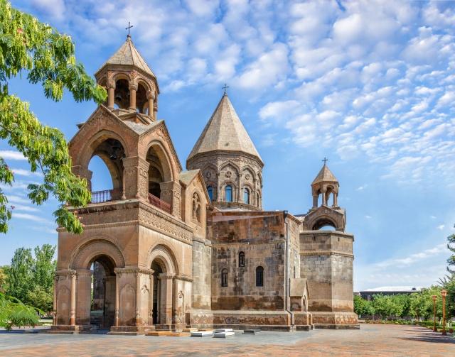 Noé földje, Örményország