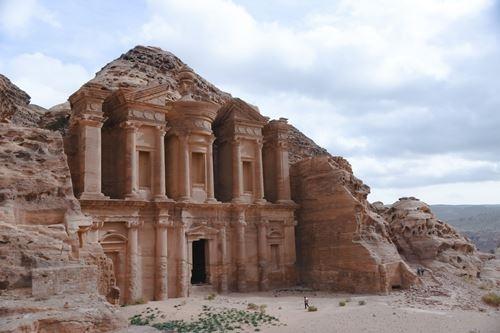Jordánia legszebb tájai és műemlékei