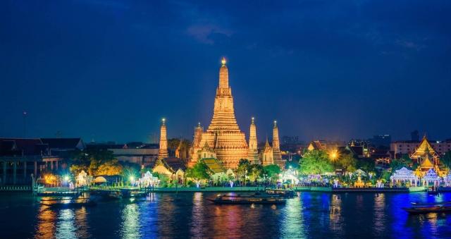 Nagy körutazás Thaiföldön pihenéssel Phuketen