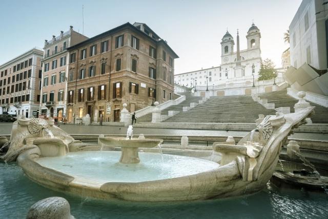 6 napos városlátogatás Rómában - Hotel ***