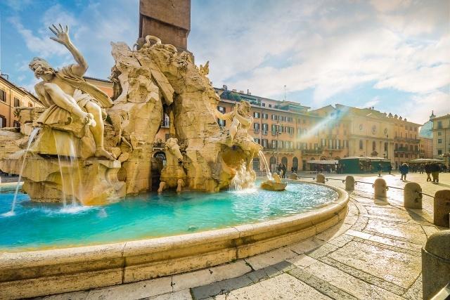 6 napos városlátogatás Rómában - Hotel ****
