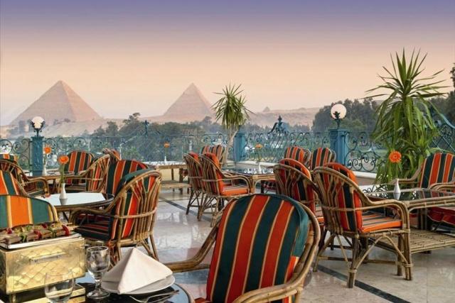 Kairó hétvége - Cairo Pyramids Hotel (ex. Mövenpick)*****