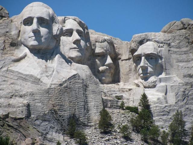 Amerika nemzeti parkjai I.