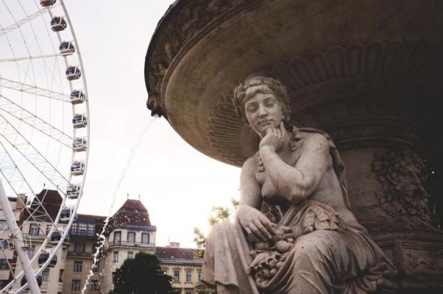 Gyönyörű fővárosunk, Budapest