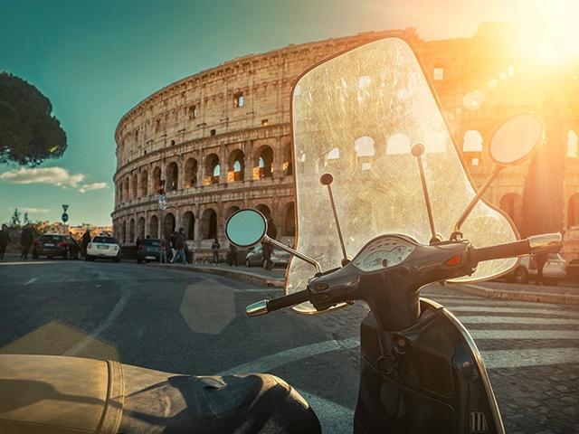 5 napos városlátogatás Rómában - Hotel *****