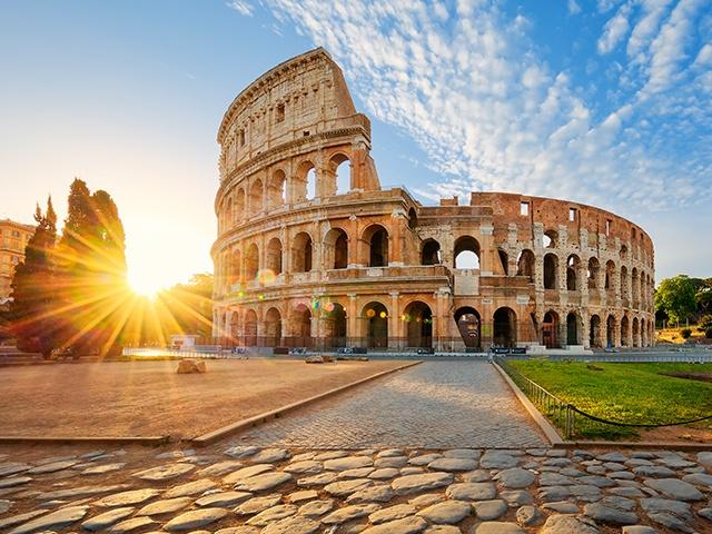 6 napos városlátogatás Rómában - Hotel *****