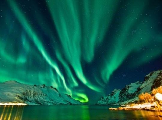 Szilveszter az északi fény nyomában 2021.12.30.-2022.01.04.