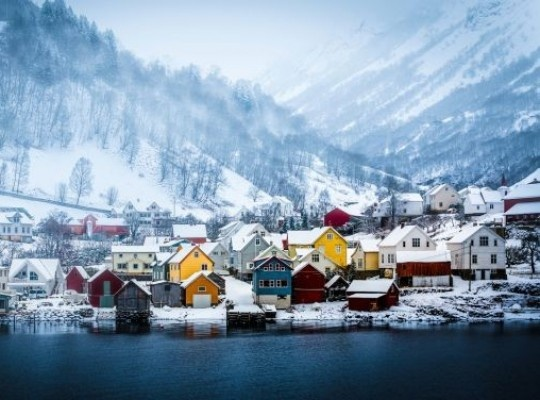 Bergen és a norvég fjordok 2022.02.11-15.