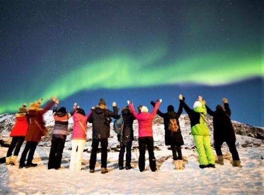 Az északi fény nyomában 2022.01.12-15.