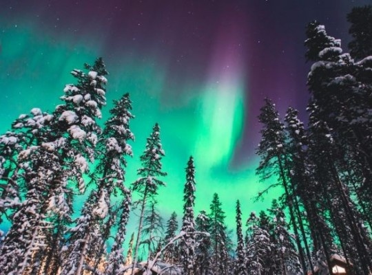 Az északi fény nyomában 2022.01.26-29.