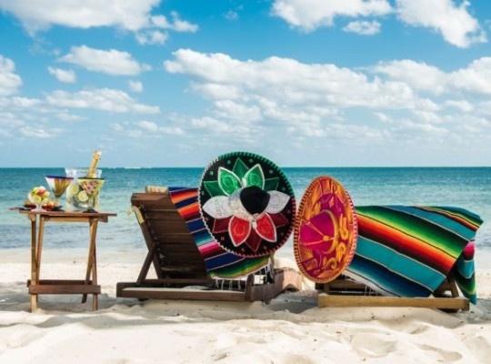Szilveszter Mexikóban: körutazás és all-inclusive tengerparti pihenés Cancúnban 2021.12.28.-2022.01.09.