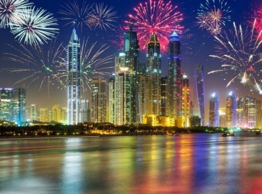 Szilveszter Dubajban 2021.12.27 - 2022.01.02.