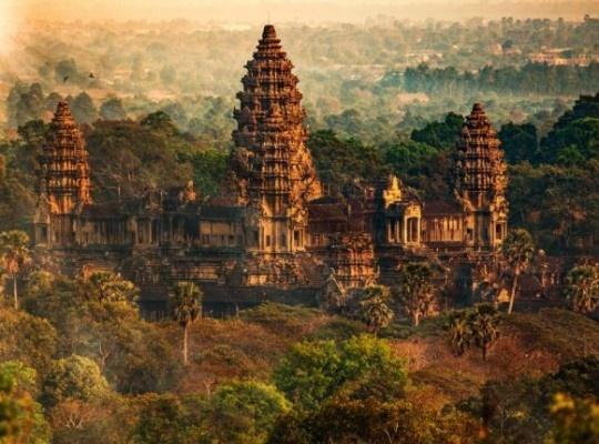 Indokína gyöngyszemei - Vietnam és Kambodzsa 2022.02.19-03.02.
