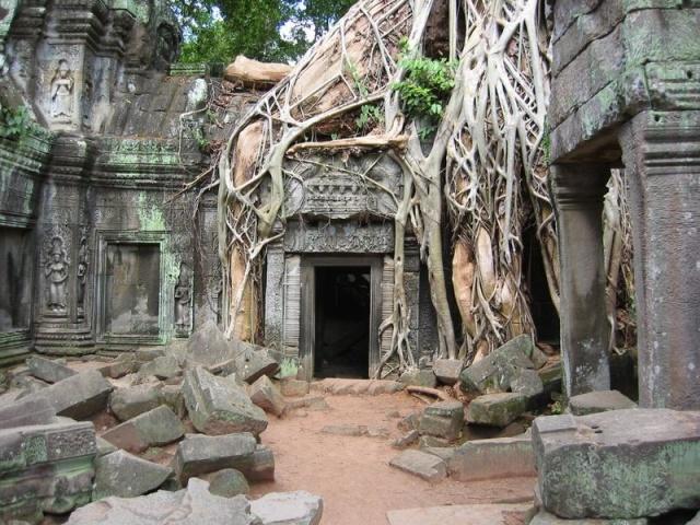 Kambodzsa körutazás
