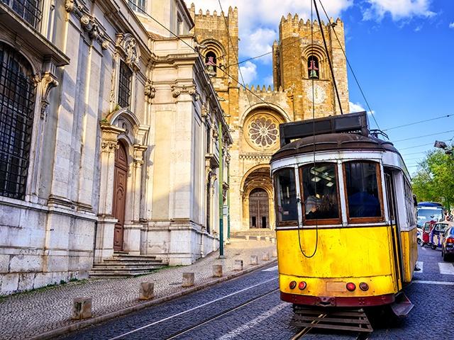 5 nap / 3 éjszakás városnézés Lisszabonban Hotel ****