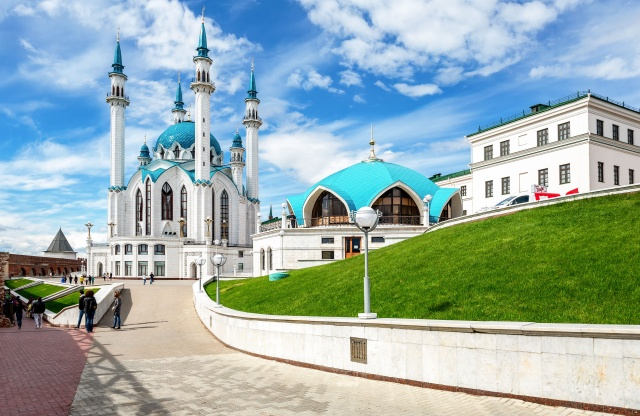 Kazany - Kultúrák és vallások találkozása Tatárföldön