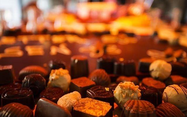 Csokoládéfesztivál Opatijában
