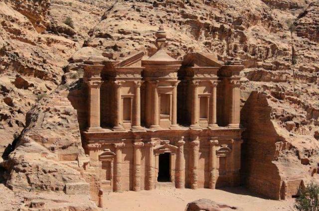 Jordánia - Izrael körutazás