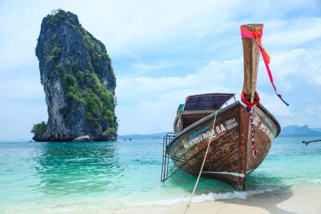 Dél-Thaiföld Nagykörút Phukettel
