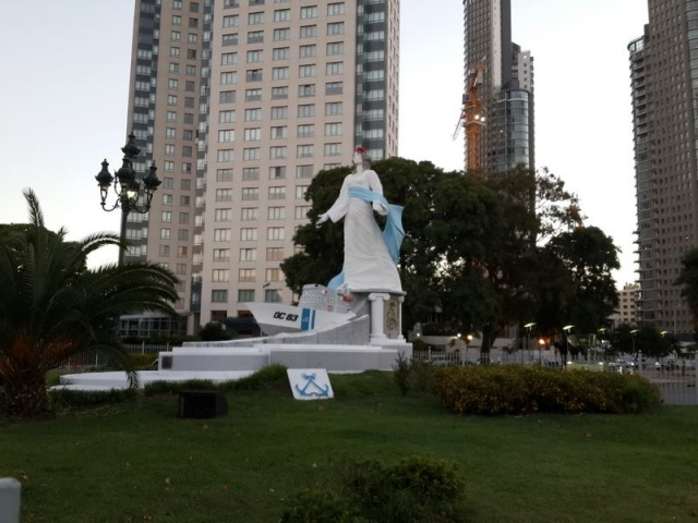 Argentína, Uruguay, Brazília körutazás