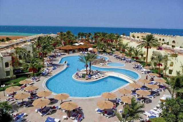 1éj Kairó **** + 6éj Hotel Eurotel Palm Beach Resort ****