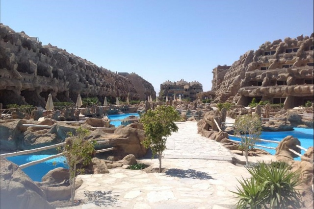 1éj Kairó **** +6éj Hotel Caves Beach Resort *****