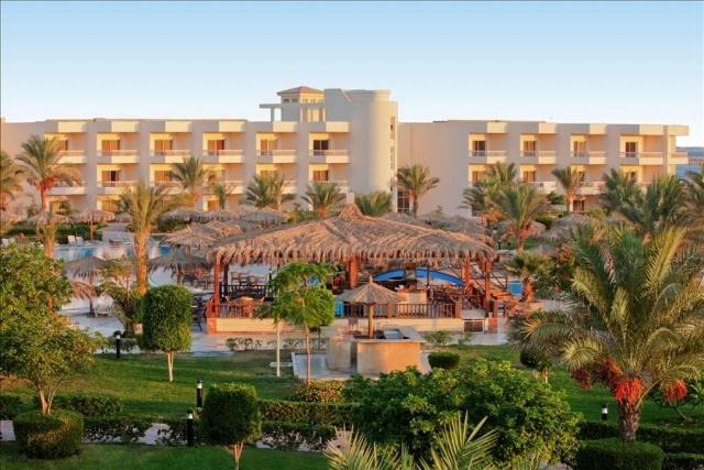 1éj Kairó 4* +6éj Hotel Long Beach 4* Hurghada (ex. Hilton)