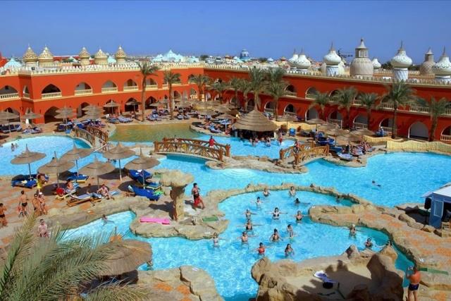 1éj Kairó **** + 6éj Hotel Pickalbatros Alf Leila Wa Leila ****