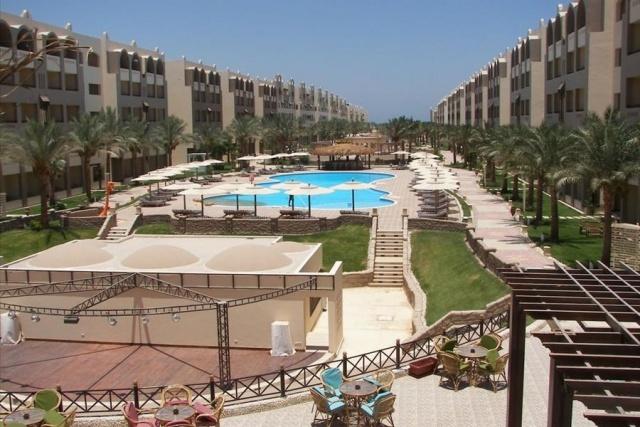 Nubia Aqua Beach Resort Hotel **** Hurghada
