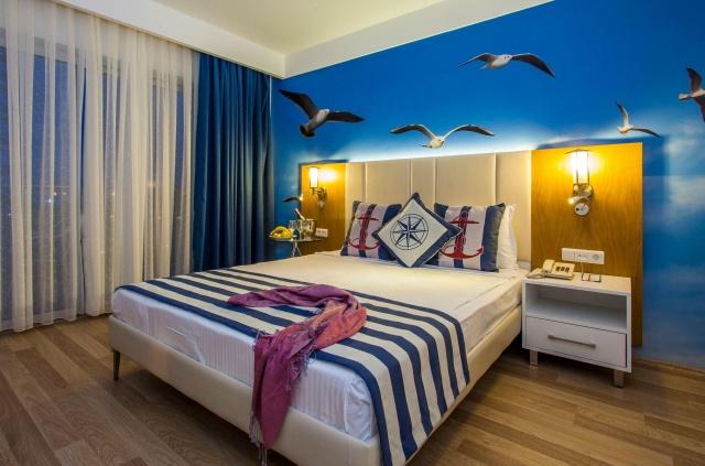 Hotel Eftalia Marin Resort ***** Alanya