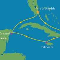 Harmony of the Seas - Royal Caribbean International - Karib-tenger gyöngyszemei a világ legnagyobb óceánjárójával