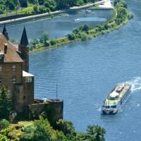 Folyami hajóút a Rajnán, magyar idegenvezetővel