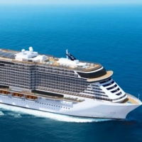 MSC Seaview - Nyugat-mediterrán hajóút