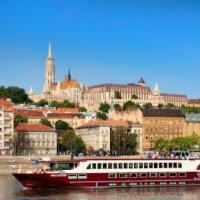 Folyami hajóút - Dunai hajóút magyar idegenvezetővel