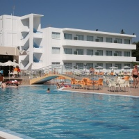 Hotel Evi *** Rodosz, Faliraki