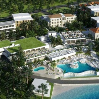Port 9 Hotel Island Family Resort **** Korcula